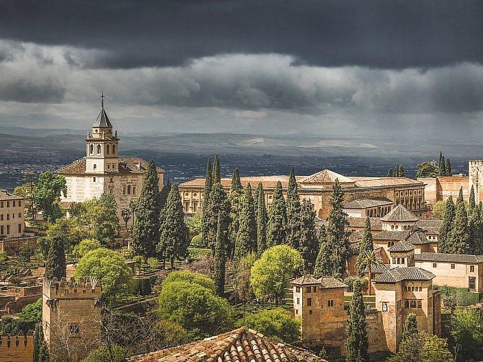 Grenade & Alhambra